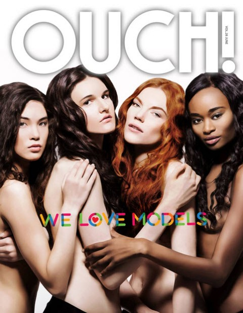 01_Ouch21_Magazine_-_We_Love_Models_Issue