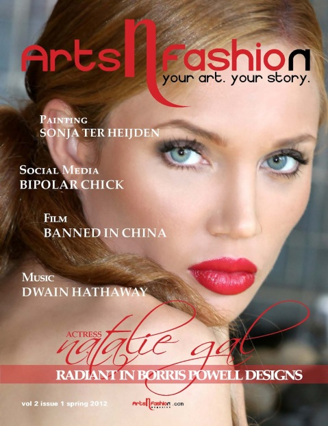 ArtsNFashion_Magazine_Summer_Issue_01